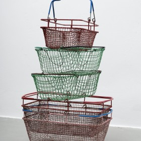 Einkaufskörbe