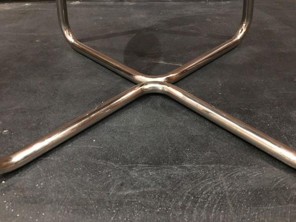Stahlrohrhocker