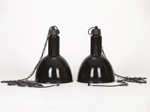 Industrielampen, 2er Set