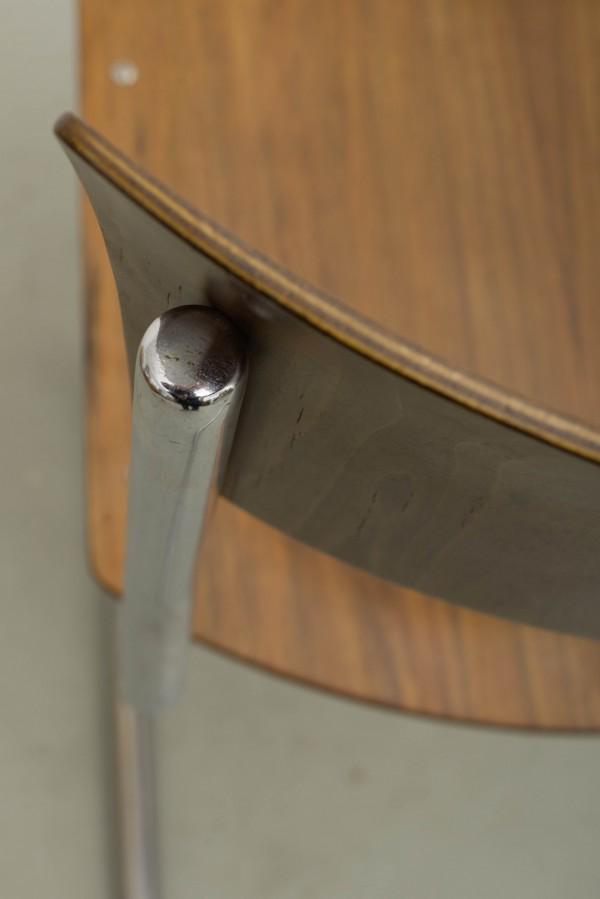 Stahlrohrfreischwinger | Mart Stam