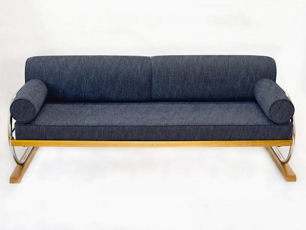 Stahlrohr Couch Daybed | Werksentwurf