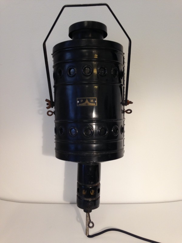 Theaterlampe