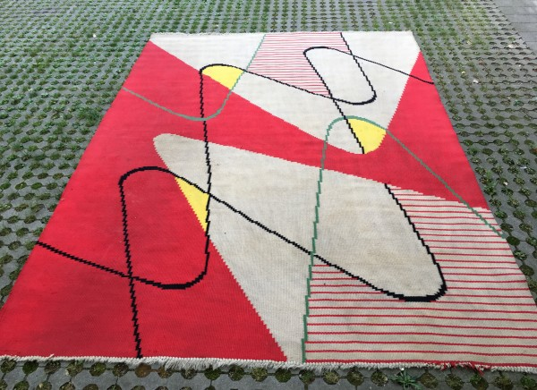 Teppich   Antonin Kybal (1901-1971)