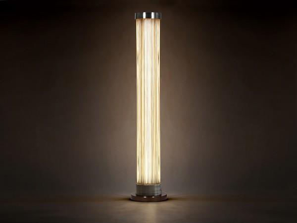 Große Stehlampe | Preciosa in Steinschönau