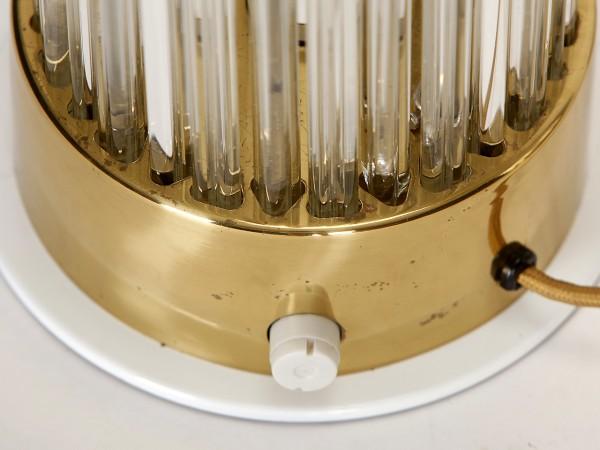 Stehlampen, 2er Set | Fa. Preciosa in Steinschönau