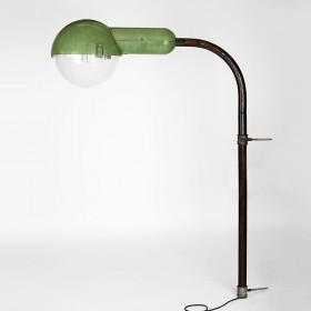 Große Industrie Wandlampe XXL