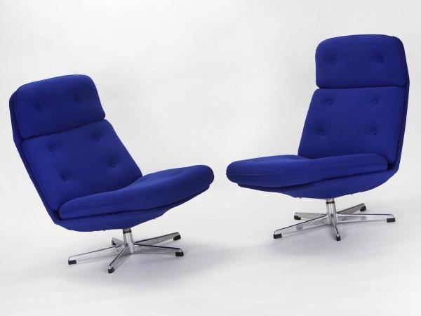Drehbare Sessel, 2er Set | Gerald Neusser