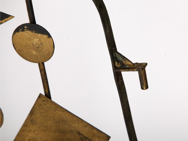Fenstergitter aus Metall