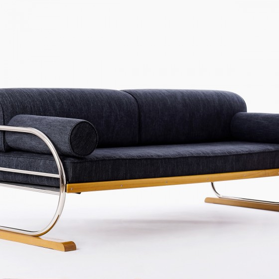 Stahlrohr Couch Daybed