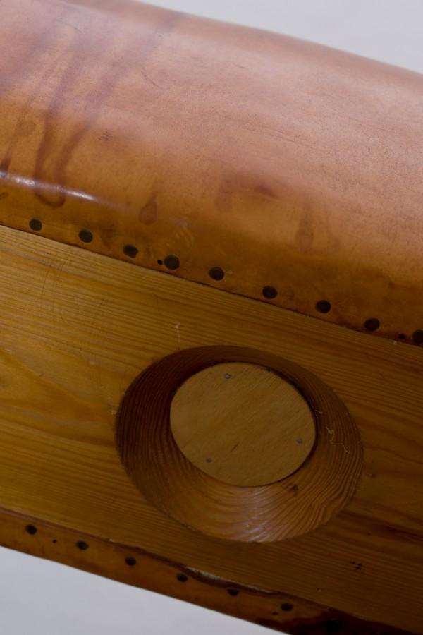 Pauschenpferd Sitzbank