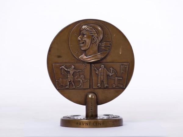 Bronze | Jaroslav Benda