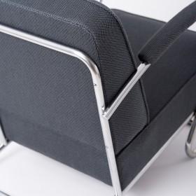 Stahlrohr Sessel