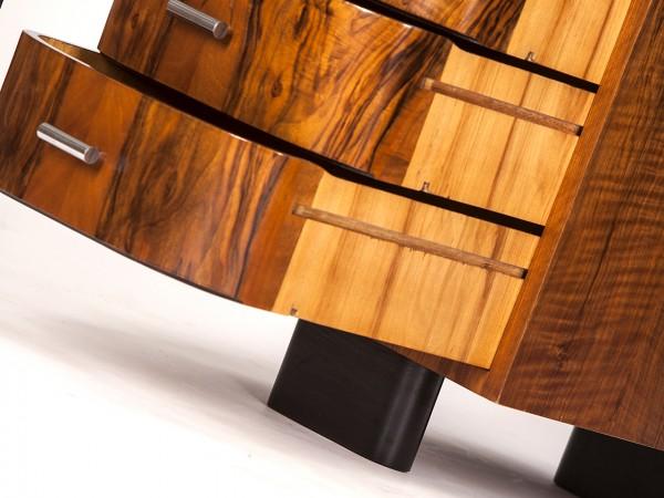 Schreibtisch Mod. H – 178 | Jindrich Halabala