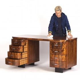 Schreibtisch Mod. H - 178
