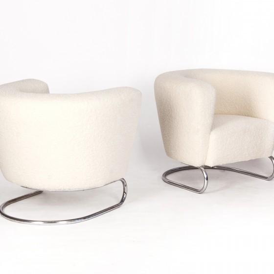 Funktionalistische Sessel