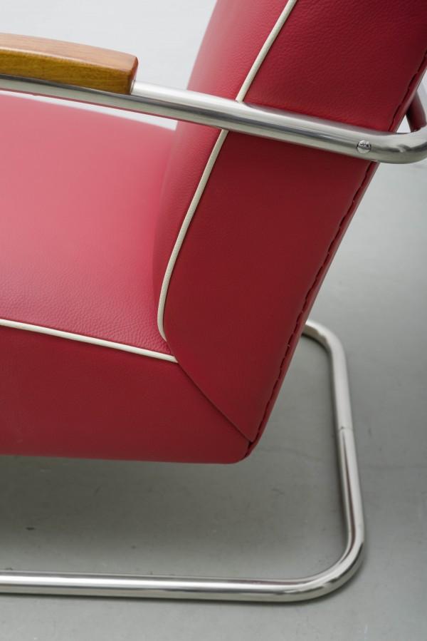 Stahlrohrsessel | Werksentwurf