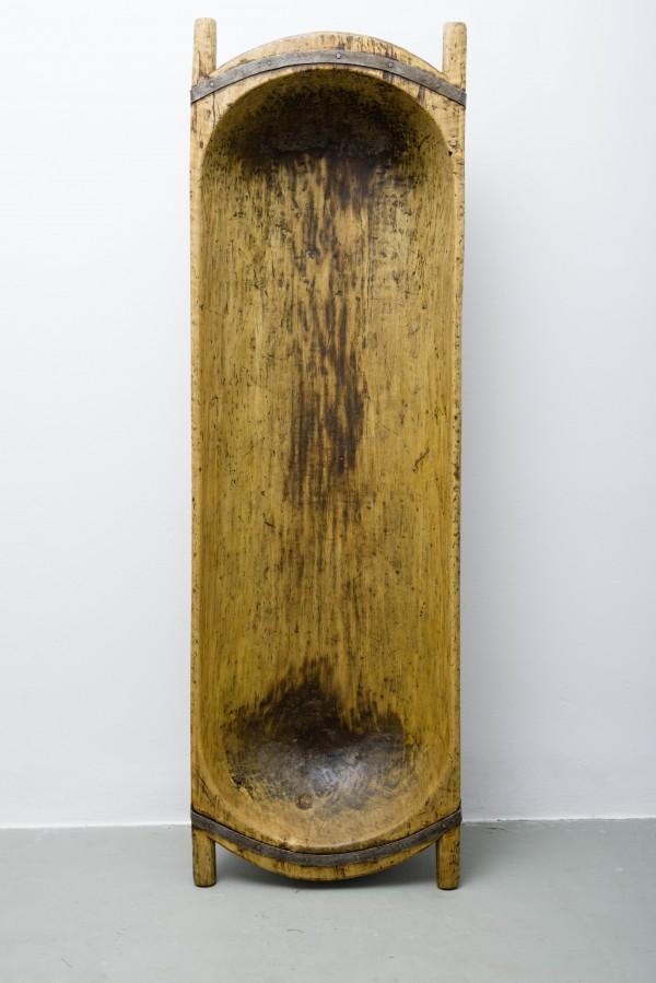 Holztrog