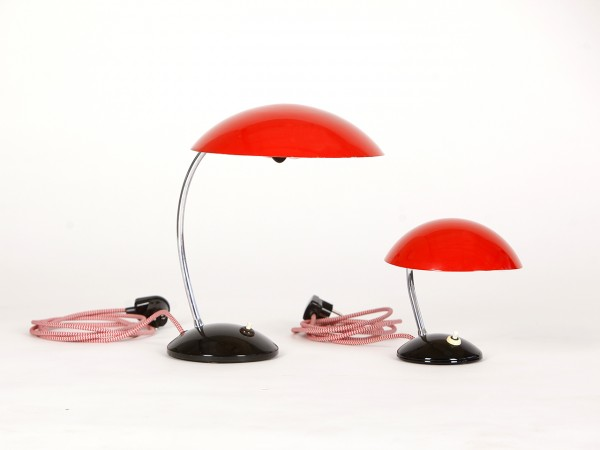 Schreibtischlampen 2er Set | Fa. Drukov, Brno