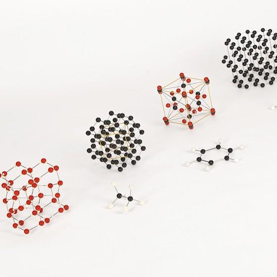 Molekular Modell Set