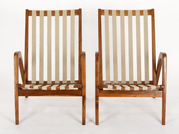 Mid Century Sessel, 2er Set