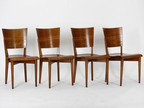Esszimmerstühle Modell H – 59 | Jindrich Halabala
